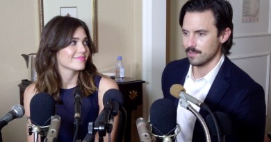 "Mandy Moore, Milo Ventimiglia, ""This Is Us"""