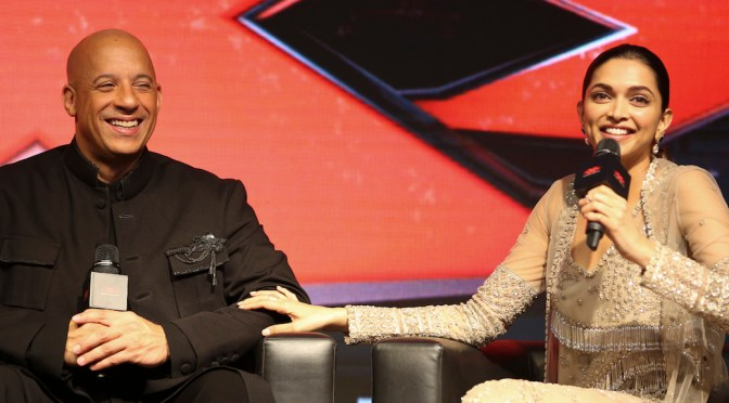 Deepika Padukone Discusses Close Bond With Vin Diesel