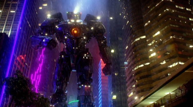 Flipping the Script on: 'Pacific Rim'