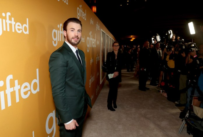 Chris Evans - Gifted