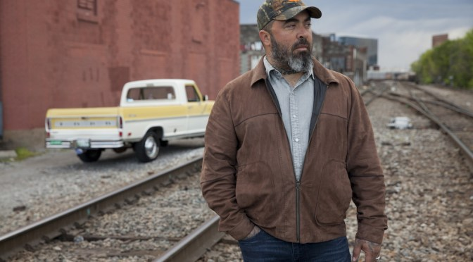 Aaron Lewis And Guitarist Luc Nyhus Honor Soldiers With 'Folded Flag' Single