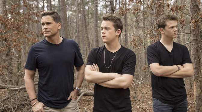 "Rob Lowe And Sons Get ""Scooby-Doo"" Supernatural On 'The Lowe Files'"