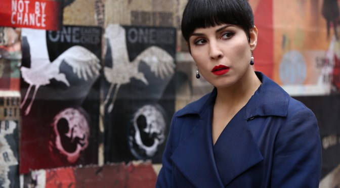 Noomi Rapace Delivers Tour De Force Work With 'What Happened To Monday'