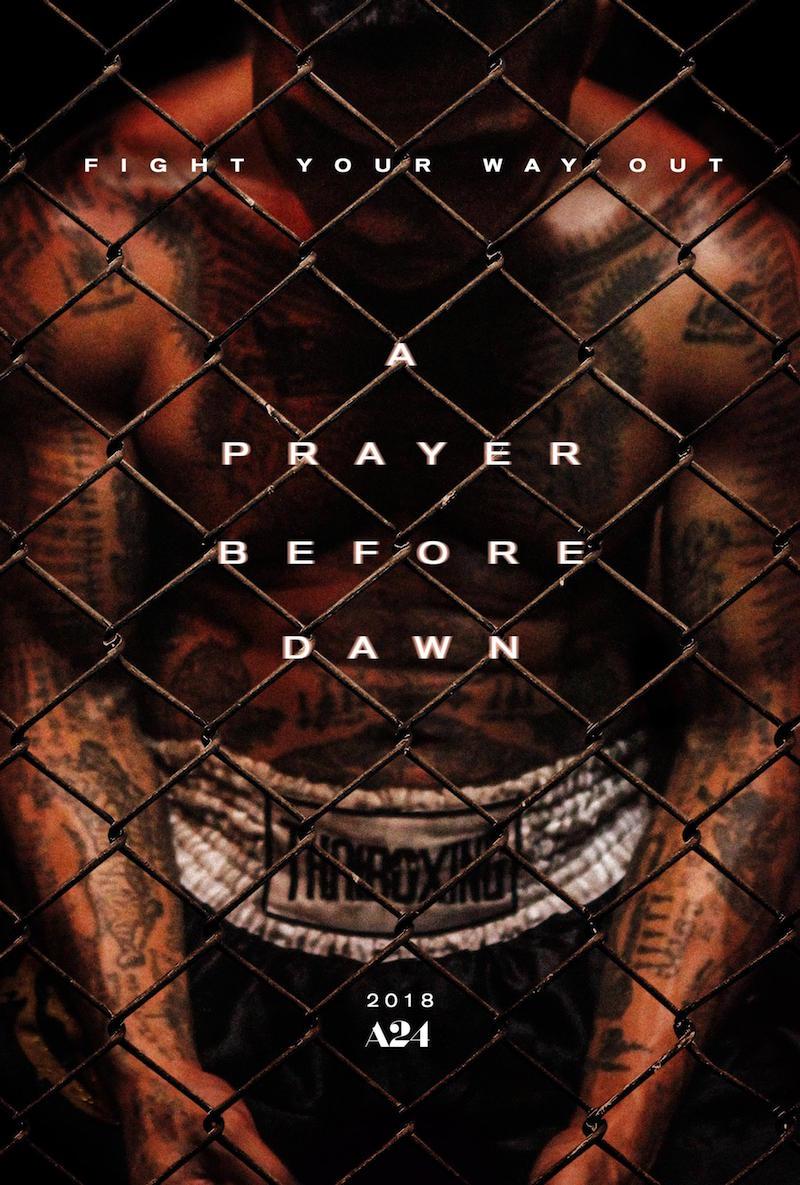 Joe Cole Fights Through Thai Prison In 'A Prayer Before Dawn' Trailer