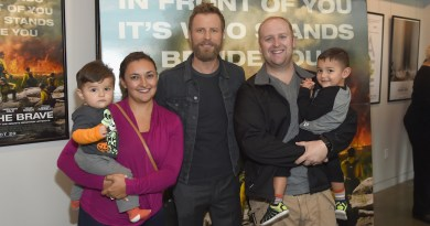 "Dierks Bentley - ""Only The Brave"" screening"