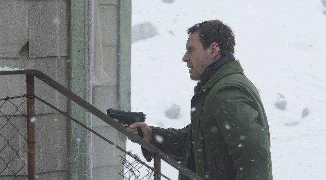 'The Snowman' Prize Pack Giveaway From CinemAddicts