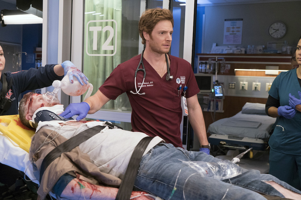 Chicago Med - Nick Gehlfuss