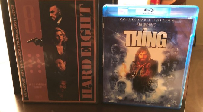 'The Thing' And 'Hard Eight' Giveaway From CinemAddicts!