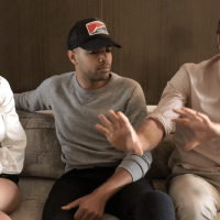 Maika Monroe, Elijah Bynum, & Alex Roe Talk Visual Language of 'Hot Summer Nights'