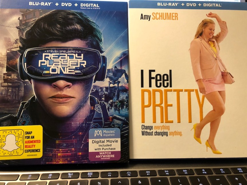'Ready Player One' And 'I Feel Pretty' Blu-ray Giveaway From CinemAddicts!