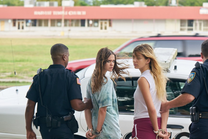 'Never Goin' Back' Review: Summer Tale Shines With Maia Mitchell And Camila Morrone Pairing
