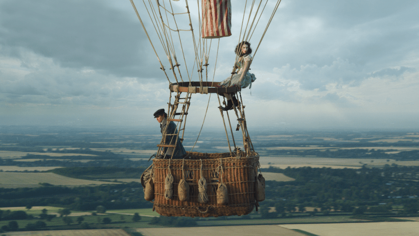 Future Flicks: Felicity Jones And Eddie Redmayne Reunite for 'The Aeronauts'