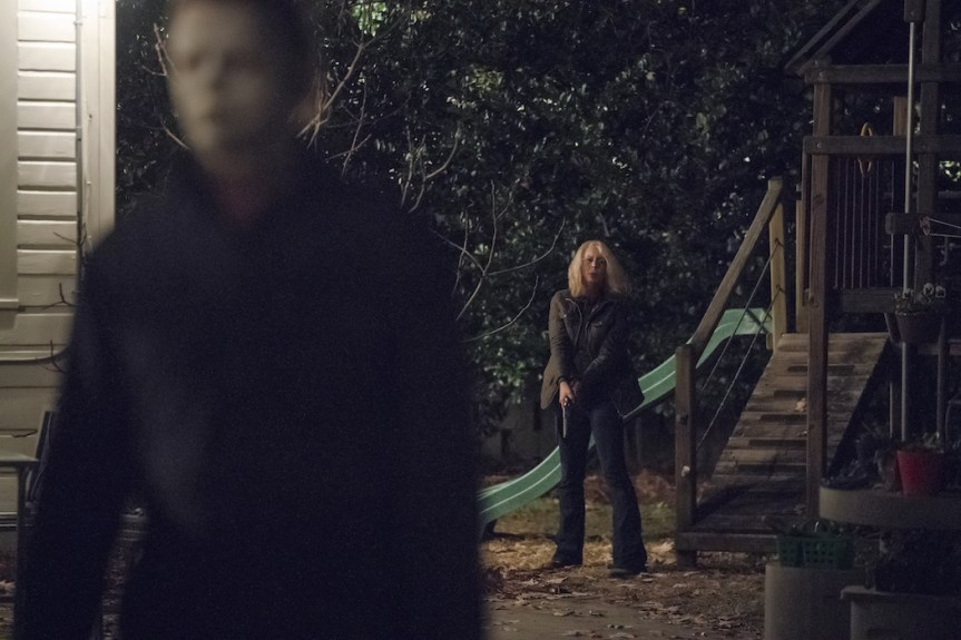 'Halloween' Legend John Carpenter Sees Michael Myers As The 'Godzilla' Of Baddies