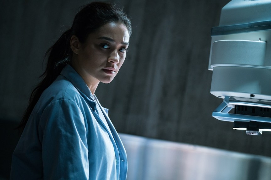Shay Mitchell Thriller 'The Possession of Hannah Grace' Hits Blu-Ray In February