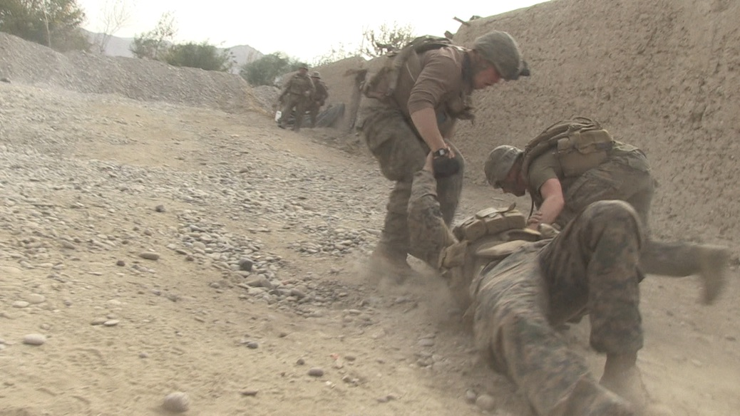 'Combat Obscura' Documentary Takes A Bird's Eye Look At Afghan War