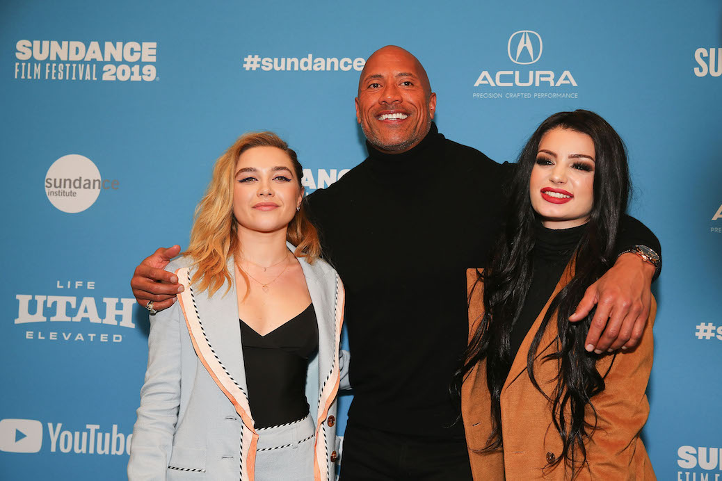 """Florence Pugh Praises WWE Star Paige: """"She Has Changed Wrestling"""""""