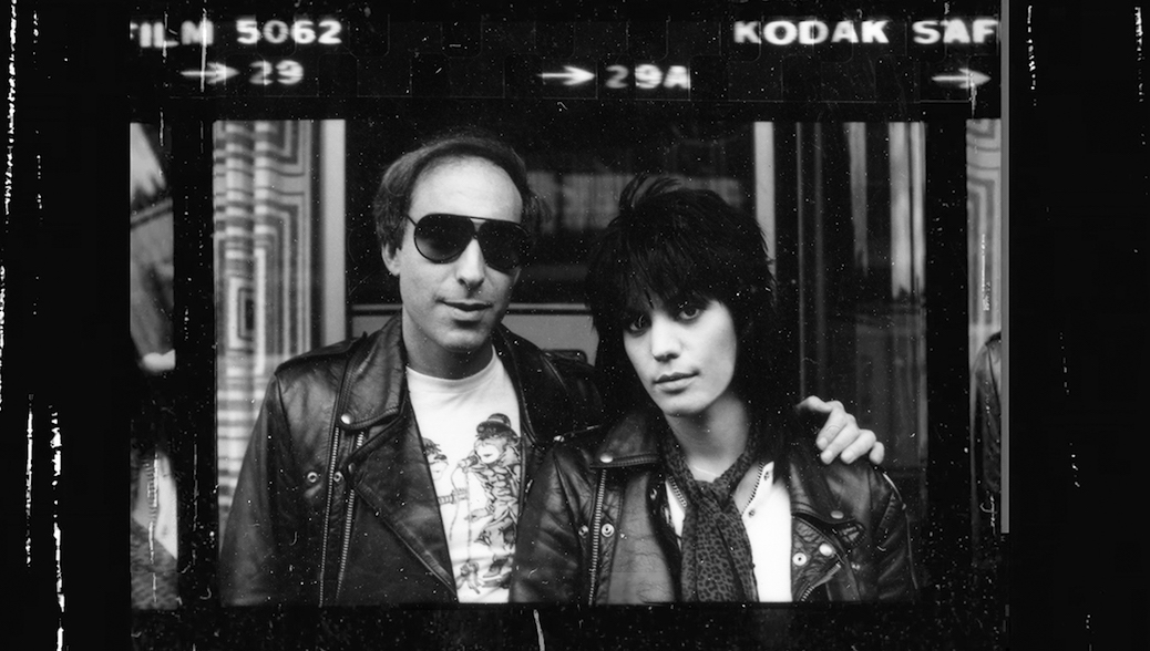 Joan Jett Has A 'Bad Reputation' But Still Rocks In Spirited Documentary