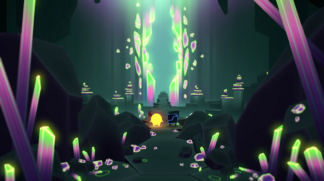PlayStation 4 Review: Co-Op Puzzler 'Pode' Captivates With Singular Vision