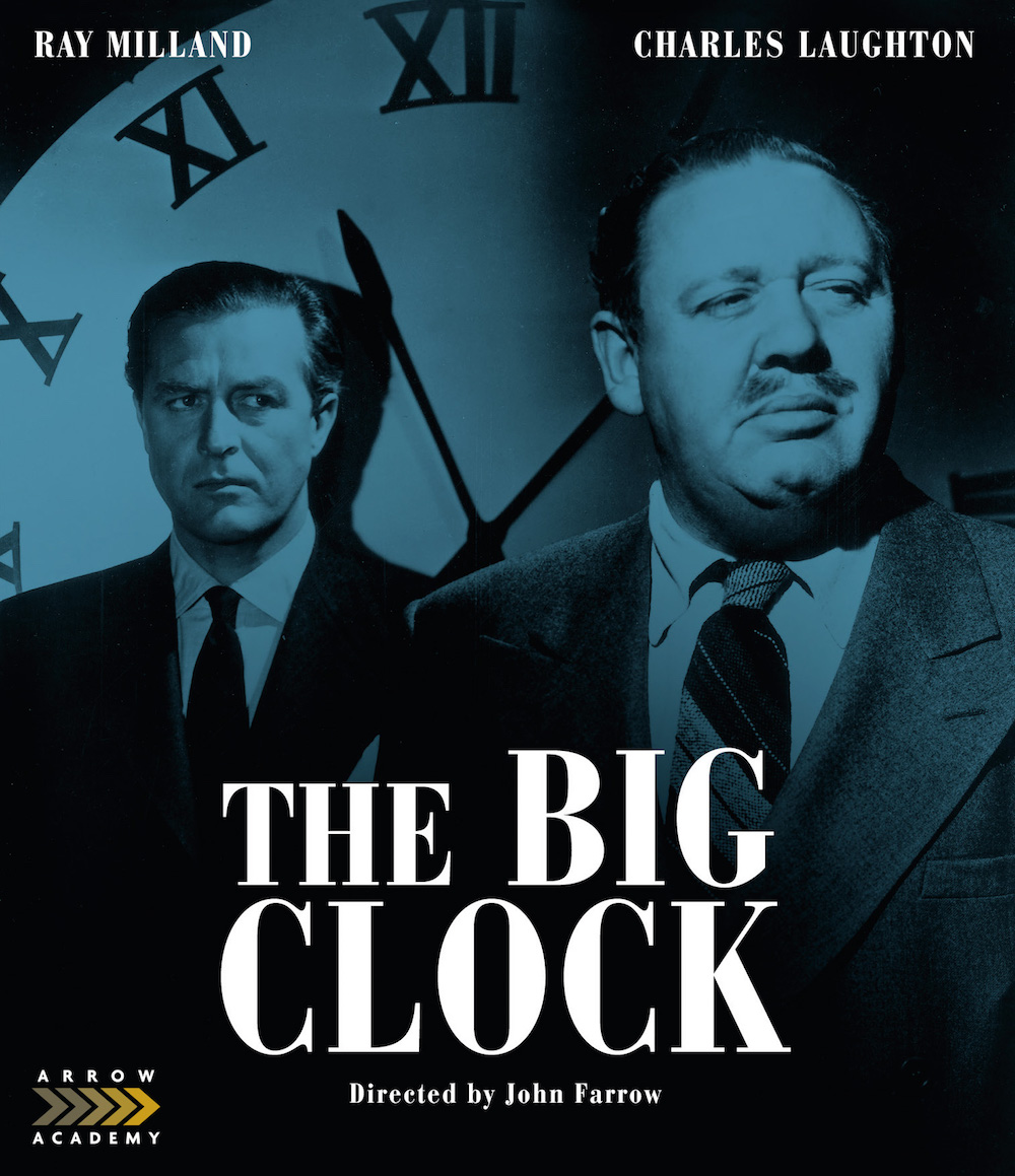 Film Noir 'The Big Clock' Lands May Blu-Ray Release Via Arrow Academy