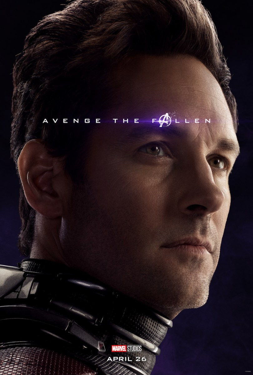 "Paul Rudd Appreciates ""Amazing"" Marvel Experience As Ant-Man"