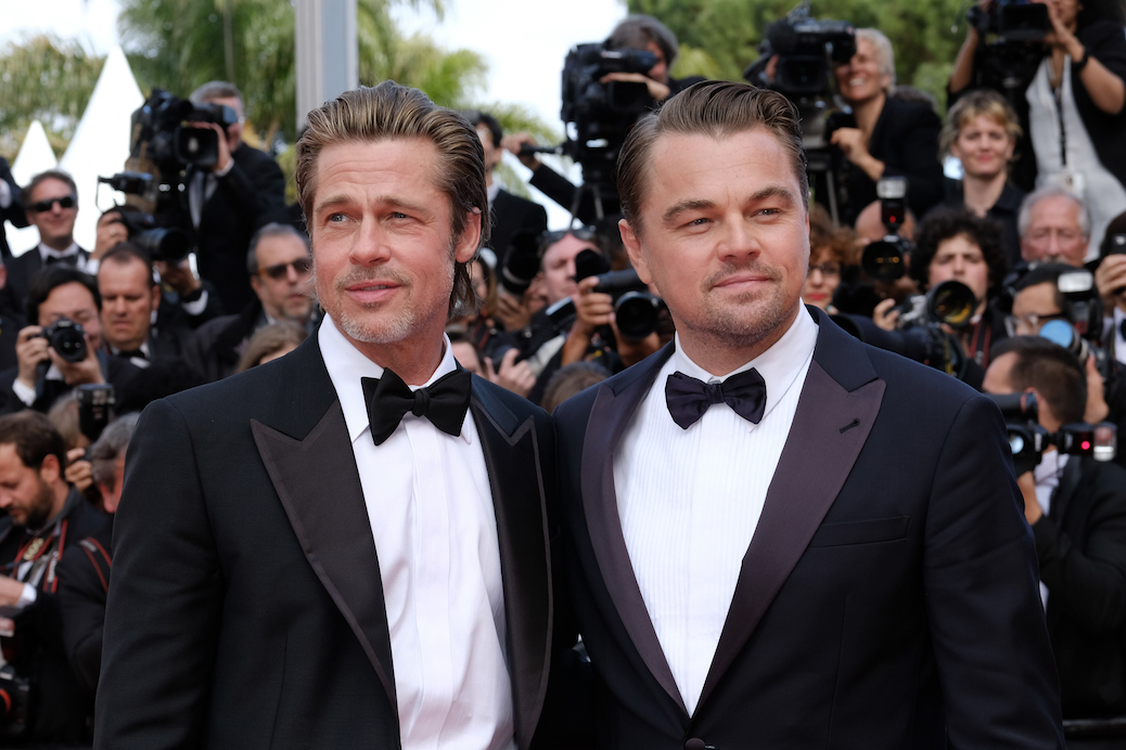 'Once Upon A Time ... In Hollywood' Hits Cannes With Star Power And New Trailer
