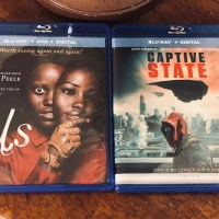 'Us' And 'Captive State' Blu-ray & Digital  Giveaway From CinemAddicts!!