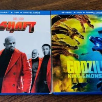 'Godzilla: King of the Monsters' And 'Shaft' Blu-ray Giveaway From CinemAddicts!