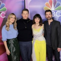 'Manifest' Actors Matt Long And Luna Blaise Talk 'The Searchers' And 'The Shining'