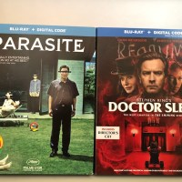 'Parasite' And 'Doctor Sleep' Blu-ray Giveaway From CinemAddicts!!