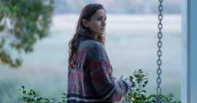 """Sarah Wayne Callies On The Power of Television: """"We Are Defined By The Stories That We Tell"""""""