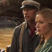 Dwayne Johnson And Emily Blunt Explore The Amazon In 'Jungle Cruise' Trailer