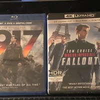 '1917' And 'Mission: Impossible Fallout' 4K Ultra HD Giveaway From CinemAddicts!!