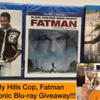 'Beverly Hills Cop' 3 Movie Collection, 'Fatman,' and 'Synchronic' Blu-ray Giveaway!