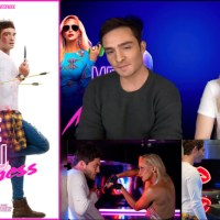 """Louise Linton And Ed Westwick Talk """"Courage"""" Behind  'Me You Madness' Journey"""