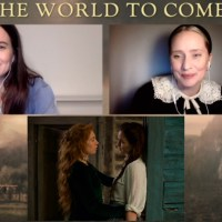 Katherine Waterston And Mona Fastvold Discuss Immersive Nature Of 'The World To Come'