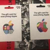 Apple Gift Cards Giveaway ($25 Each) From Deepest Dream!!