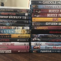 Twenty Five Sealed DVD and Blu-ray Giveaway From Deepest Dream!!  (April 2021)