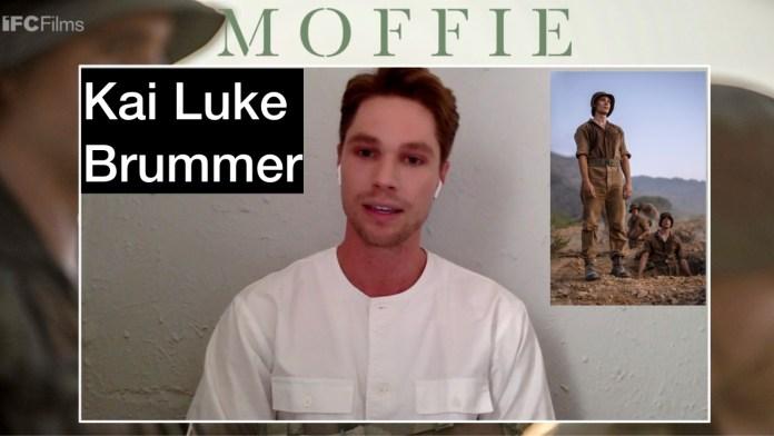 "Kai Luke Brummer Talks Intense 'Moffie' Journey And ""Interrogating"" One's Heritage"
