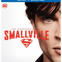 'Smallville: The Complete Series 20th Anniversary Edition' Hits Blu-ray In October