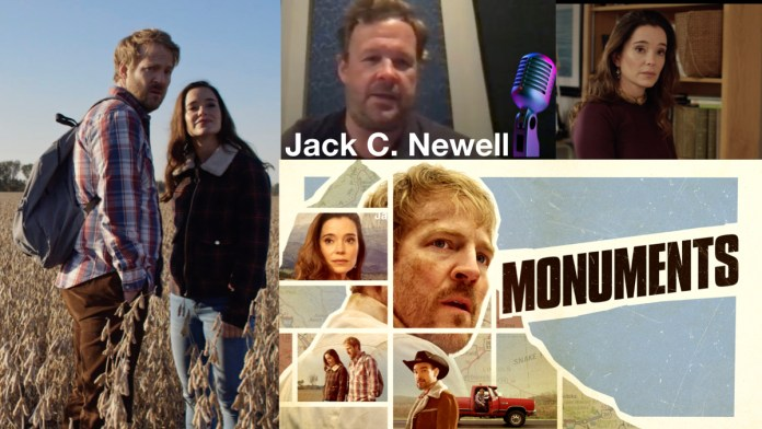 Jack C. Newell Reflects On 'Monuments' Journey And 'Seven Samurai' Appreciation