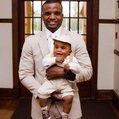Fatherly Embrace
