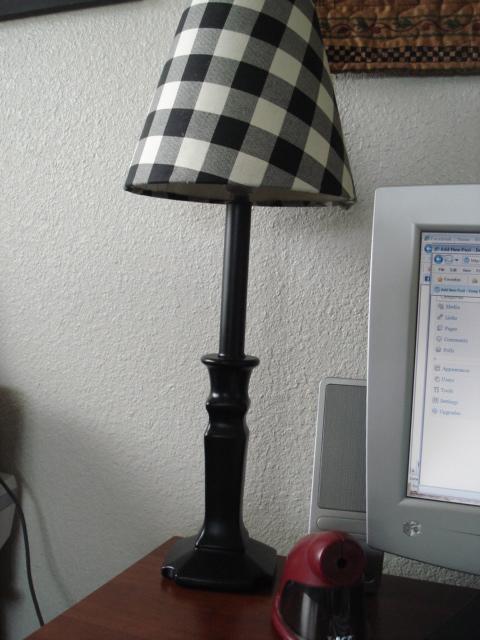 """""""New"""" Desk Light"""