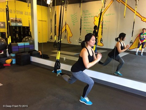 Get acquainted with TRX at Fitness With Insight. Low impact and great for beginners to start.