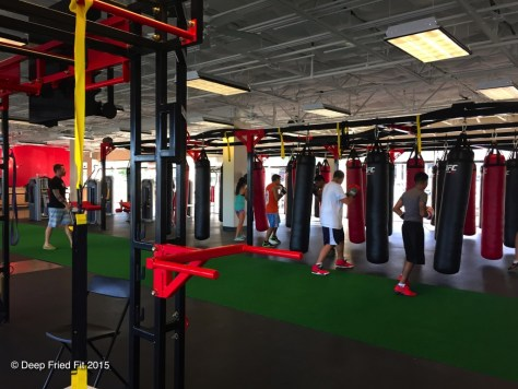 Fitness Gym Review: UFC Gym Opens Largest Location in East Dallas