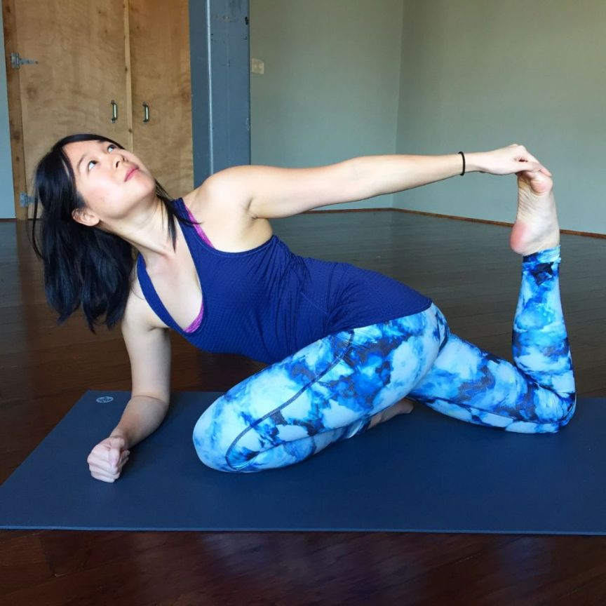 Stretch therapy at Sync Yoga