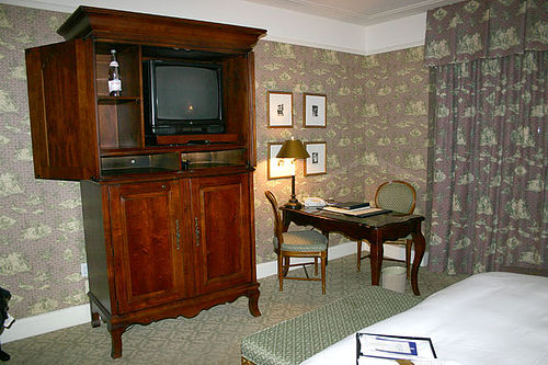 Armoire, Ritz Carlton in New Orleans