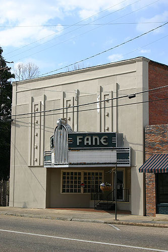 Fane Cinema in Wetumpka, AL
