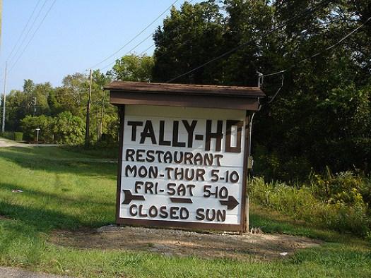 Tally-Ho Restaurant, Selma AL