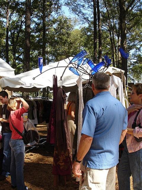 Project Alabama at Kentuck Festival of the Arts, Northport AL