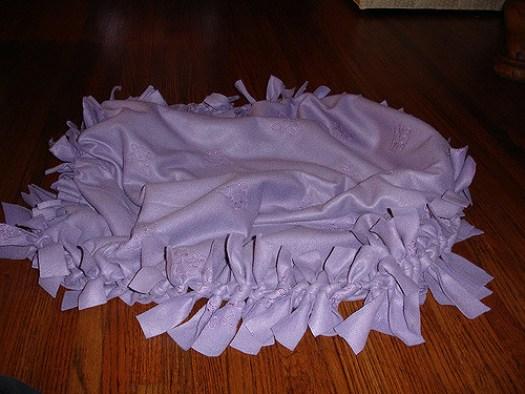 Fleece Baby Wrap